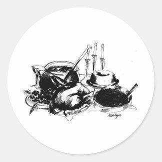 farta de francesa desenho de mesa do corte do mesa adesivo
