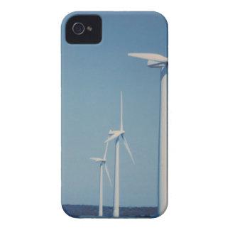 FÃS da energia alternativa: VENTO, solar, amigos Capa Para iPhone 4 Case-Mate