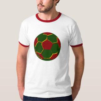 Fãs de Portugal do por do Bola Tshirts