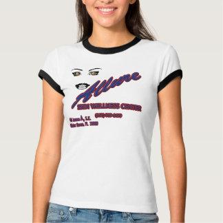 fascínio 2 camisetas