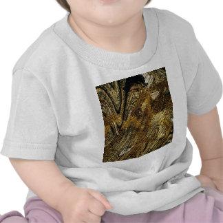 fascínio abstrato, azeitona tshirts