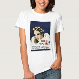 Fascínio ou uma atração? tshirts