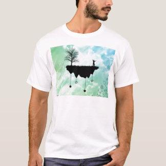 Fatia de terra camiseta