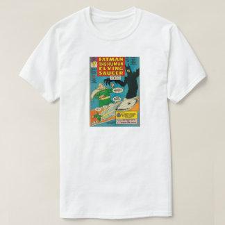 Fatman os pires de vôo humanos camiseta