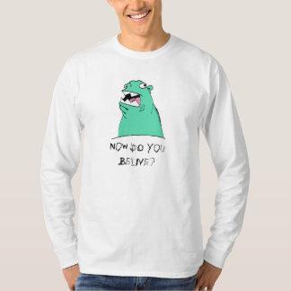 FAZ agora YouBELIVE? Camisetas
