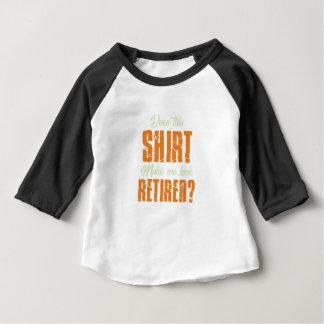 Faz esta camisa fazem-me olhar engraçado