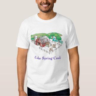 fazenda, angra do primavera do cedro tshirts