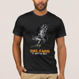 Fazenda da coruja camiseta