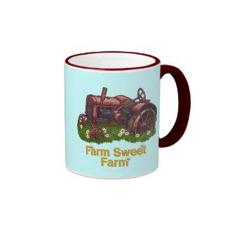 Fazenda doce da fazenda caneca