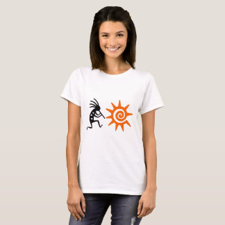 Fazendas verdes do deserto camiseta