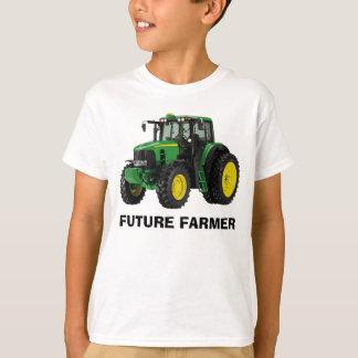 Fazendeiro futuro camiseta