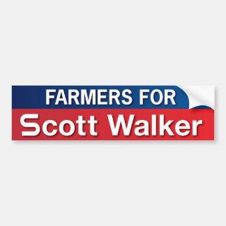 Fazendeiros para o caminhante de Scott Adesivos