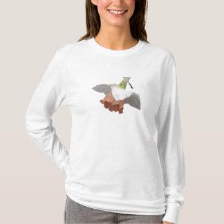 FB camisa delicada do Daffodil