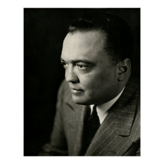 FBI 1947 Ditector J Edgar Hoover Posters
