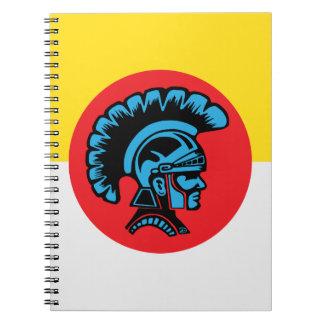 Febre espartano - caderno