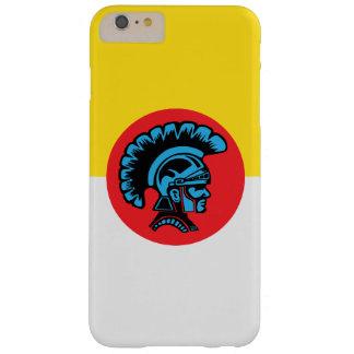 Febre espartano - capa de telefone