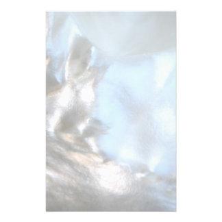 Feche acima da foto. Imagem de um Seashell. Panfletos Coloridos