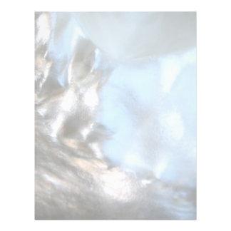 Feche acima da foto Imagem de um Seashell Panfletos Personalizado