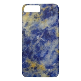 Feche acima de um Sodalite azul Capa iPhone 8 Plus/7 Plus