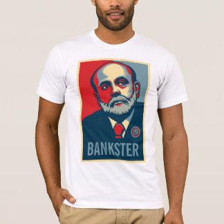 Federal Reserve preside a camisa de Ben Bernanke
