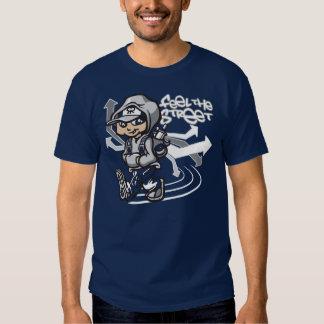 Feel the street t-shirt