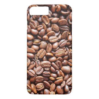 Feijões de café capa iPhone 7 plus