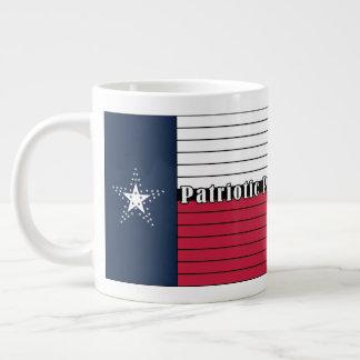 Feita americana, Texas orgulhoso! Caneca enorme