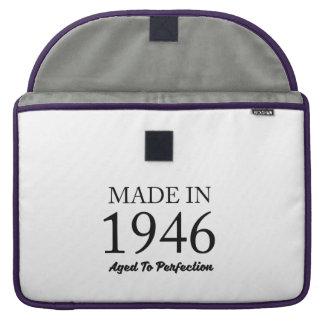 Feito em 1946 capa para MacBook pro