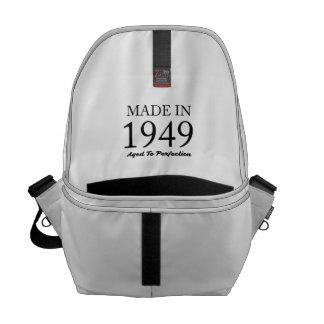 Feito em 1949 bolsas mensageiro