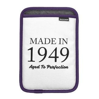 Feito em 1949 luva iPad mini