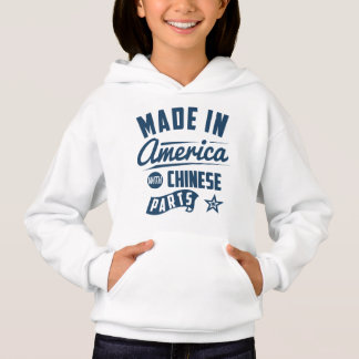 Feito em América com peças chinesas