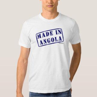 Feito em Angola Camiseta