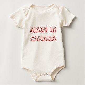 Feito em Canadá Babador