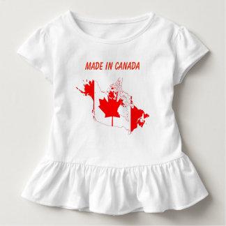 Feito em Canadá Camiseta Infantil