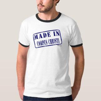 Feito em Corpus Christi Tshirts
