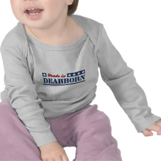 Feito em Dearborn Tshirts