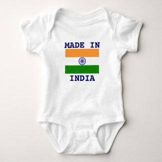 Feito em India Body Para Bebê