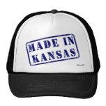 Feito em Kansas Boné