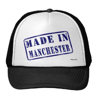 Feito em Manchester Bonés