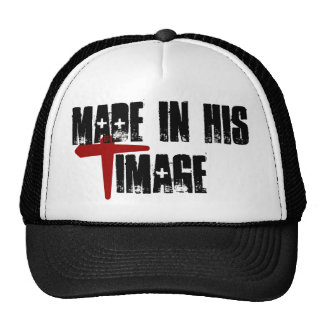 """Feito em """"SEU"""" chapéu do camionista da imagem Boné"""