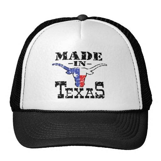 Feito em Texas Boné