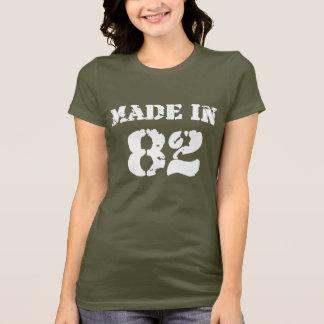 Feito na camisa 82
