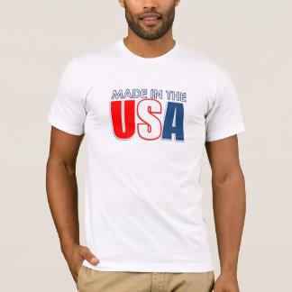 Feito na camisa dos EUA!