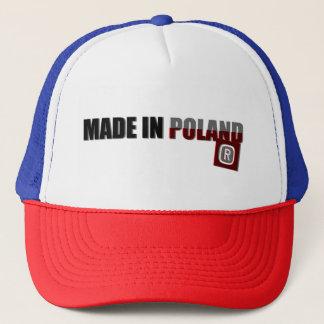 Feito no Polônia, original, país orgulhoso, boné