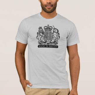 """""""Feito no preto de Grâ Bretanha"""" - Camiseta"""