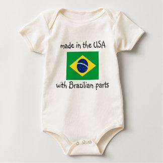 feito nos EUA com brasileiro parte a camisa