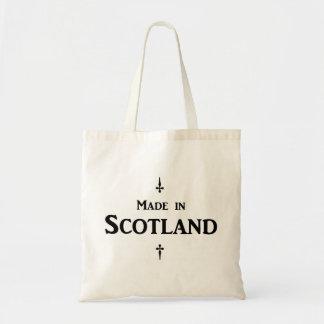 """""""Feito o bolsa básico de Scotland"""""""