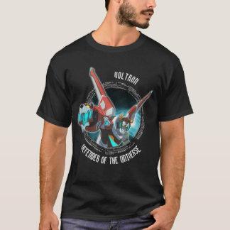 Feixe vermelho do plasma do leão de Voltron | Camiseta