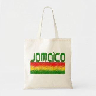 Felicidade de Jamaica Sacola Tote Budget