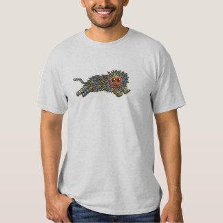 felino Fino-emplumado Tshirts